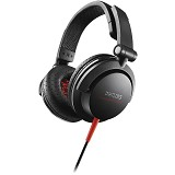 PHILIPS Lightweight Headphone [SHL 3300/00] - Black - Headphone Full Size